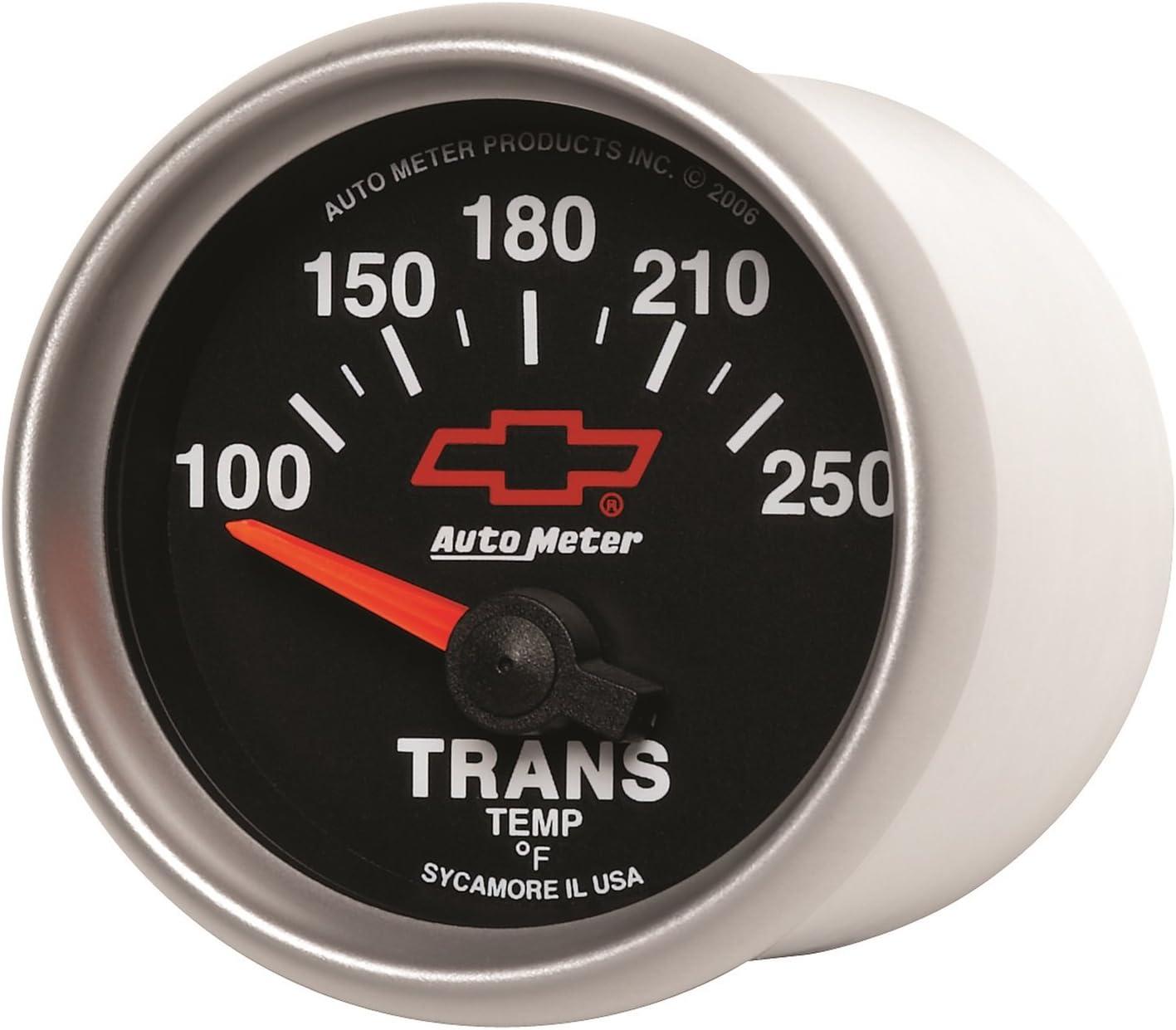Auto Meter 3649-00406 GM Series Electric Transmission Temperature Gauge