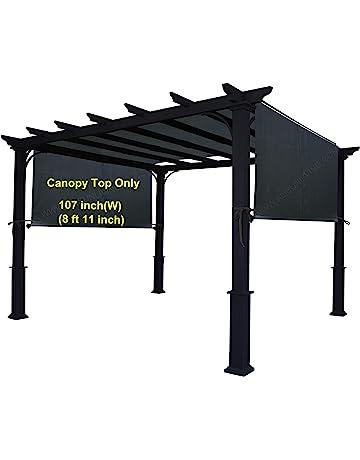 Amazon Com Pergolas Canopies Gazebos Pergolas Patio Lawn