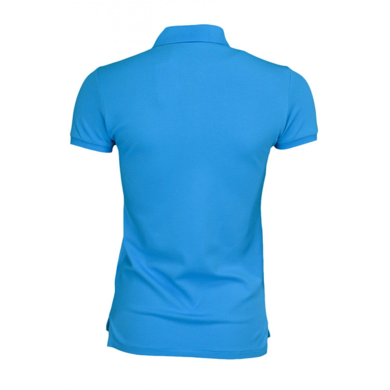 Ralph Lauren Polo Julie azul turquesa para mujer azul L: Amazon.es ...