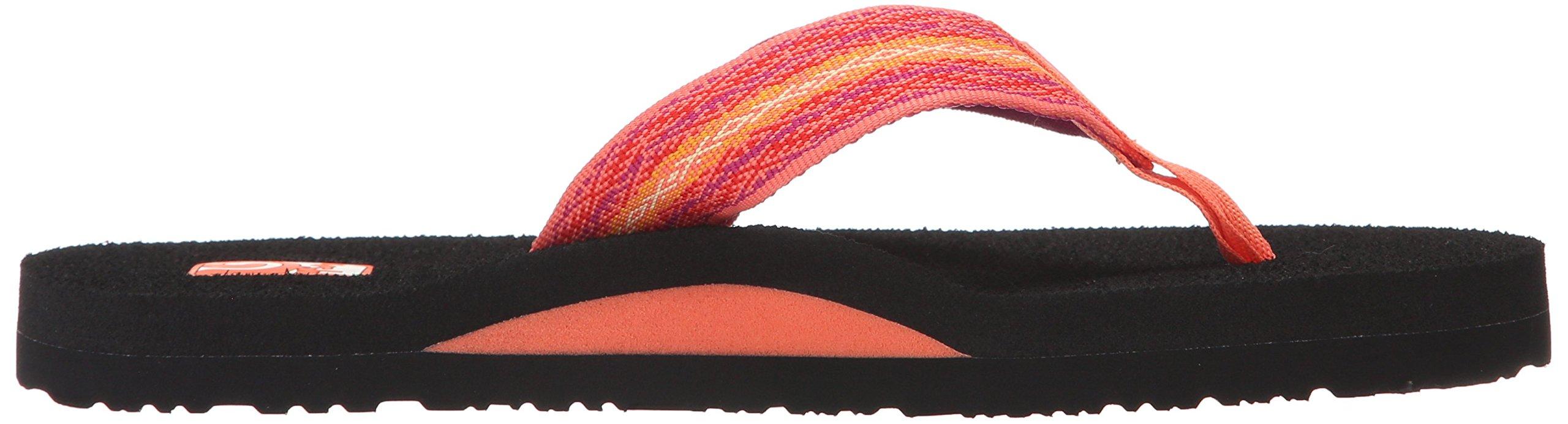 ca439af7f Teva Women s Mush II Flip-Flop Two-Pack - 4198C-FBLMR   Flip-Flops    Clothing