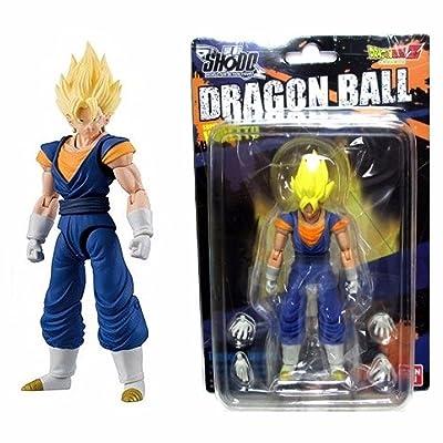 Bandai Shokugan Shodo Part 3 Dragon Ball Z Vegetto Action Figure: Toys & Games