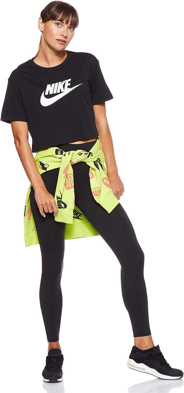 Nike W NSW Tee Essntl CRP ICN FTR Donna