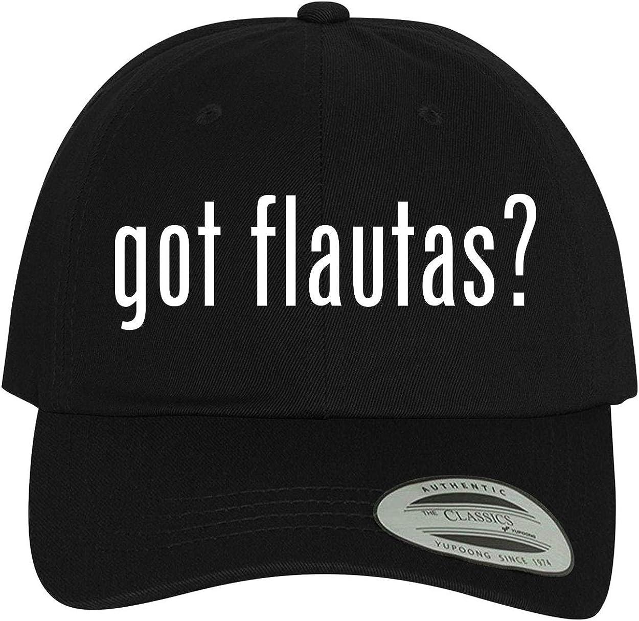BH Cool Designs got Flautas? Comfortable Dad Hat Baseball Cap
