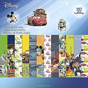 Sandy Lion Page Disney Boy 2 Mega Paper Pad 150 Paginas