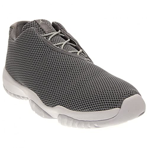 pretty nice 734b7 3f2e3 Jordan Mens Air Future Low Grey Mist Cool Grey White 718948-003 11.5  Buy  Online at Low Prices in India - Amazon.in
