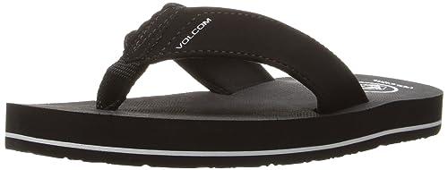 28c1713714fa5 Sandals Kids Volcom Victor Sandals Boys  Amazon.co.uk  Shoes   Bags