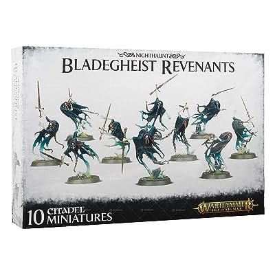 Citadel Nighthaunt Bladegheist Revenants Warhammer Age of Sigmar: Toys & Games