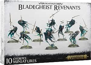 Citadel Nighthaunt Bladegheist Revenants Warhammer Age of Sigmar