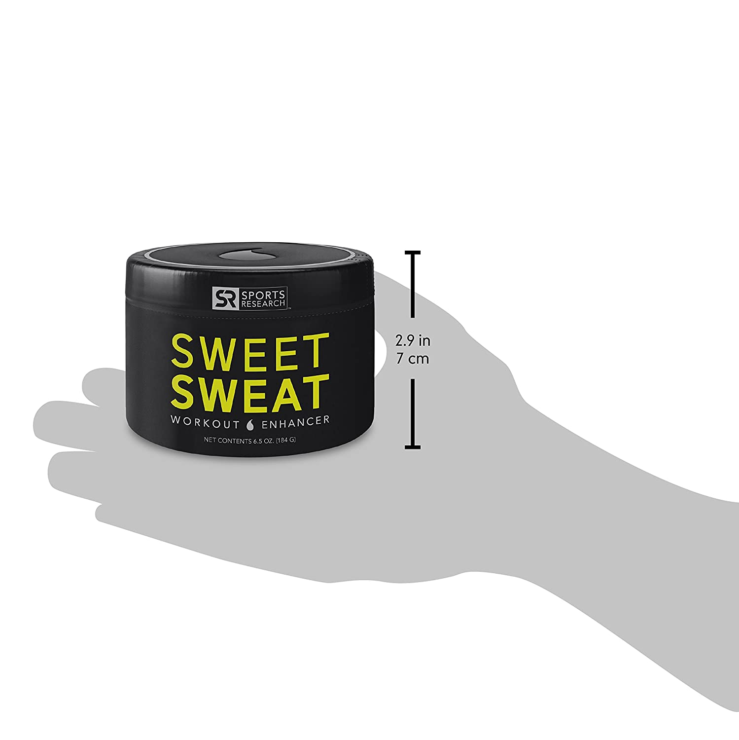 www.sweatsweet.com teen pic Amazon.com: Sports Research Sweet Sweat Jar, 6.5-Ounce: Health & Personal  Care