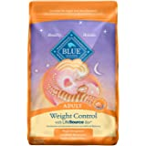 Blue Buffalo Weight Control Natural Adult Dry Cat Food, Chicken & Brown Rice