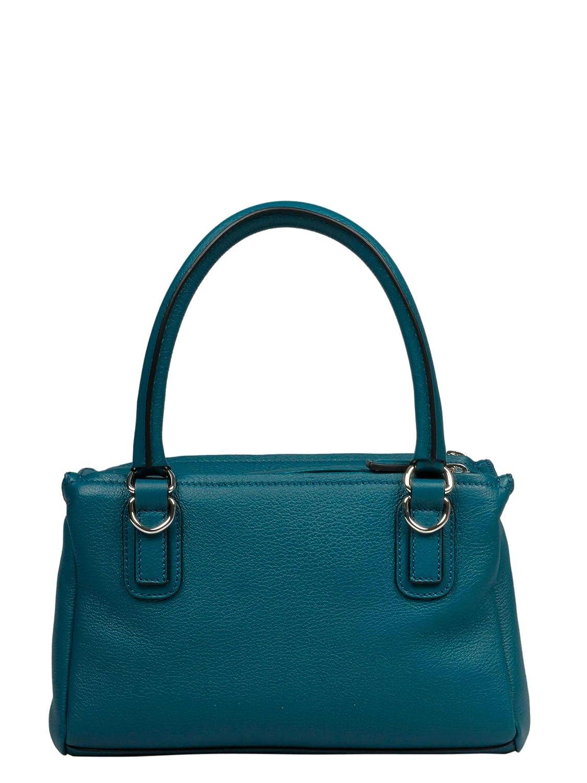 - Givenchy Women's BB05251013426 Green Leather Handbag