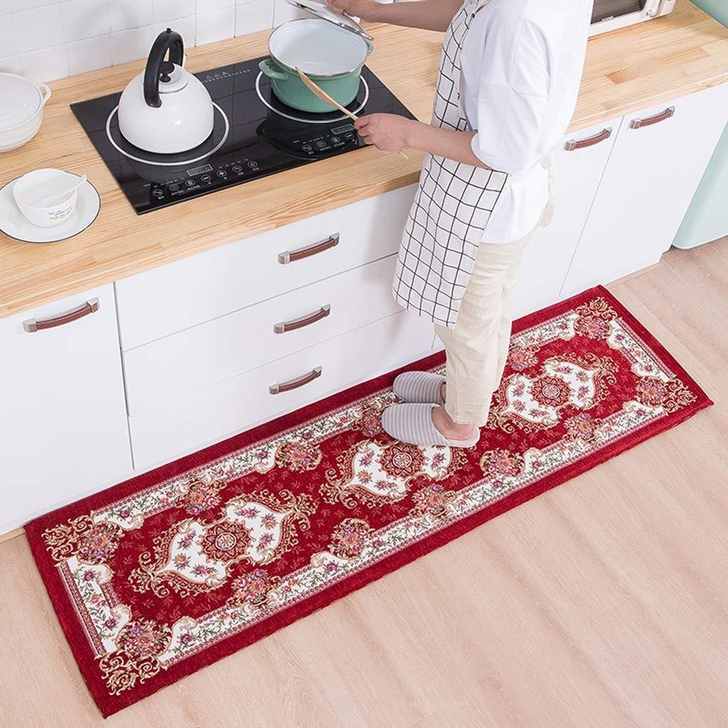 alfombra LQ Alfombrilla de Cocina Transpirable, Tira combinada ...