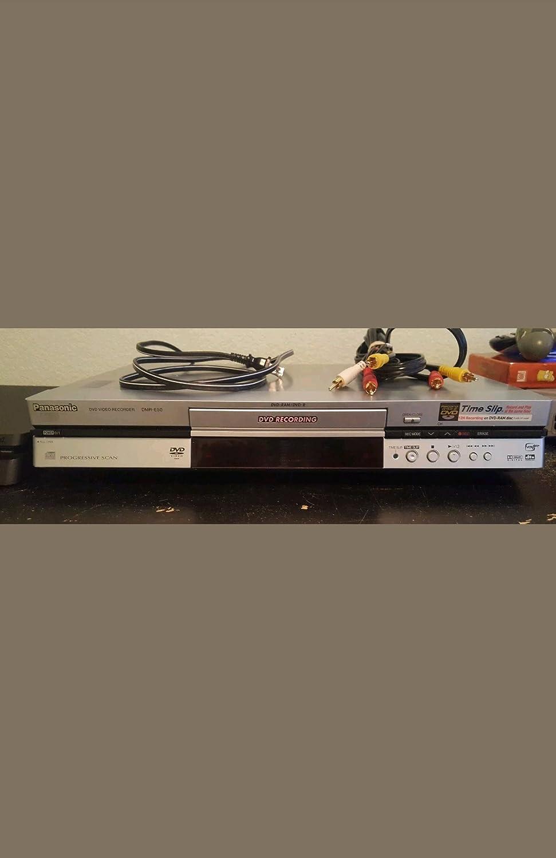 Panasonic DMR-E50 DVD Recorder Progressive-Scan 5.1