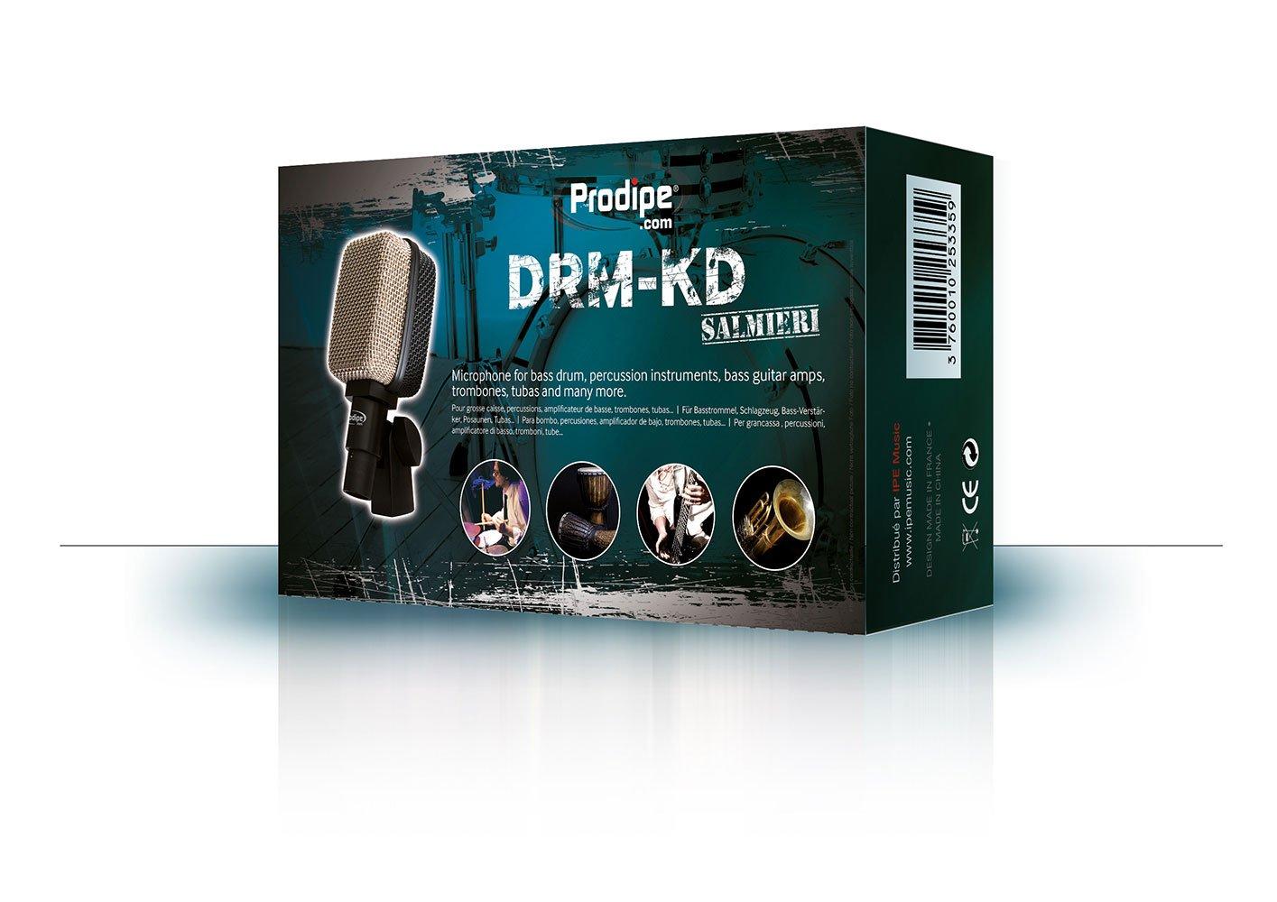 Prodipe DRM-KD microfono per bass/Kick Drum