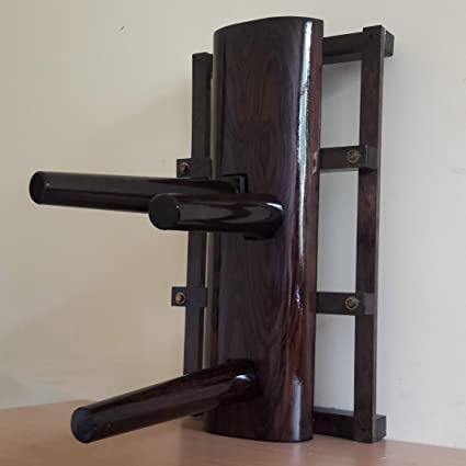 Amazon.com: Сompact Wing Chun - Chupete de madera sin pierna ...
