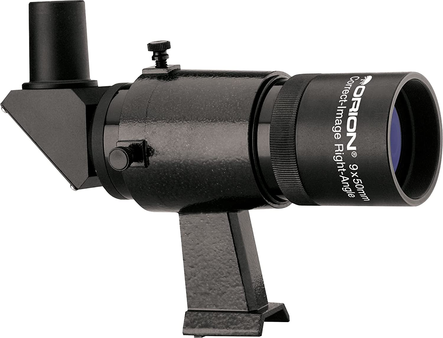 Orion 07212 9x50 Right-Angle Correct-Image Finder (Black) Optronic Technologies Inc