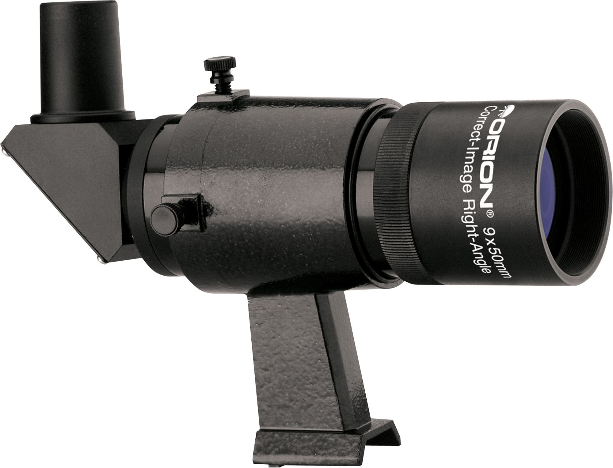 Orion 07212 9x50 Right-Angle Correct-Image Finder (Black) by Orion