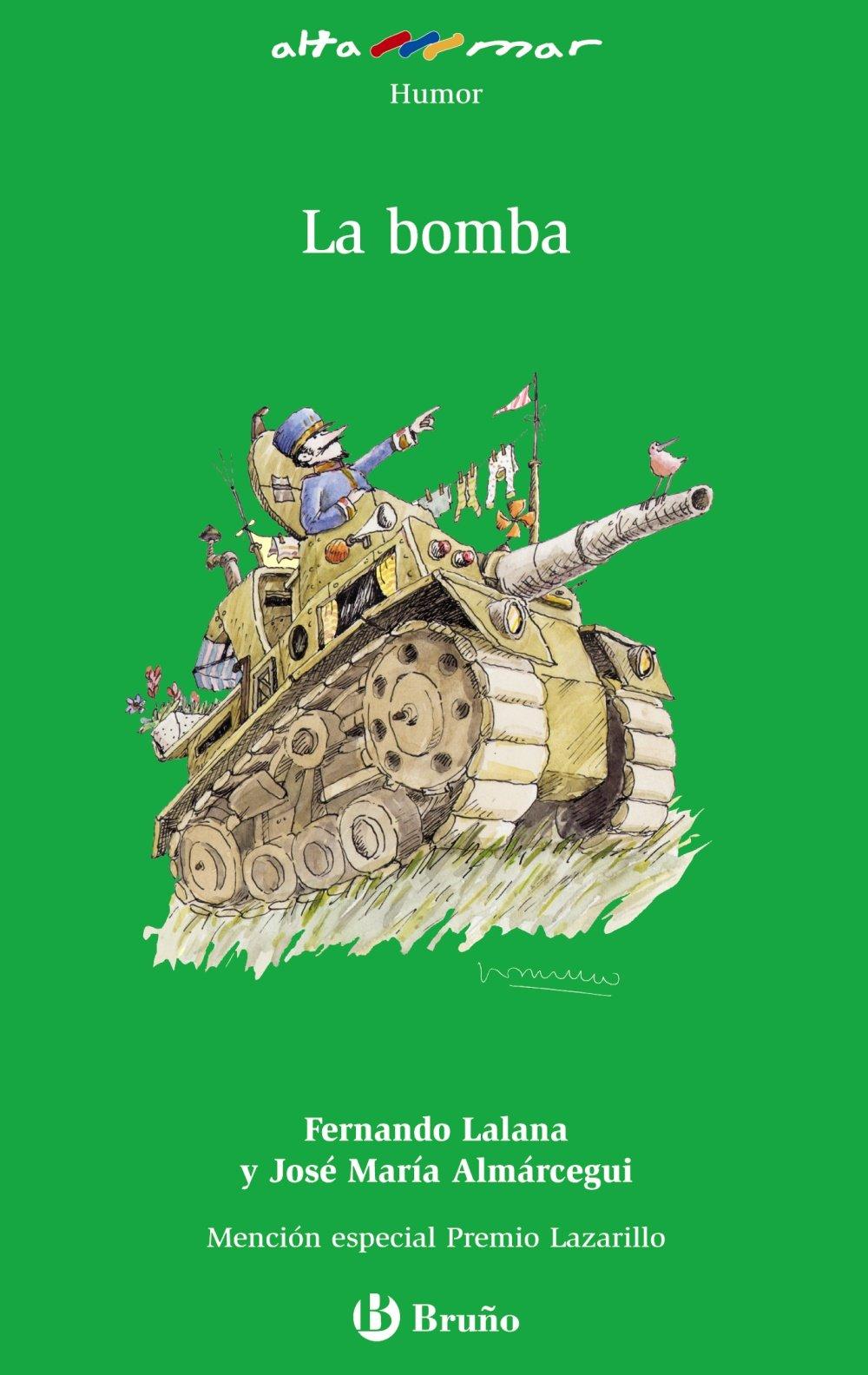 Download La bomba / The Bomb (Altamar) (Spanish Edition) pdf