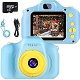 vatenick Cámara para Niños Juguete para Niños Cámara Digital para Niños pequeños 2 Inch HD Pantalla 1080P with Calidad…