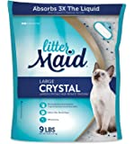 LitterMaid Large Crystal Litter, 9 lb