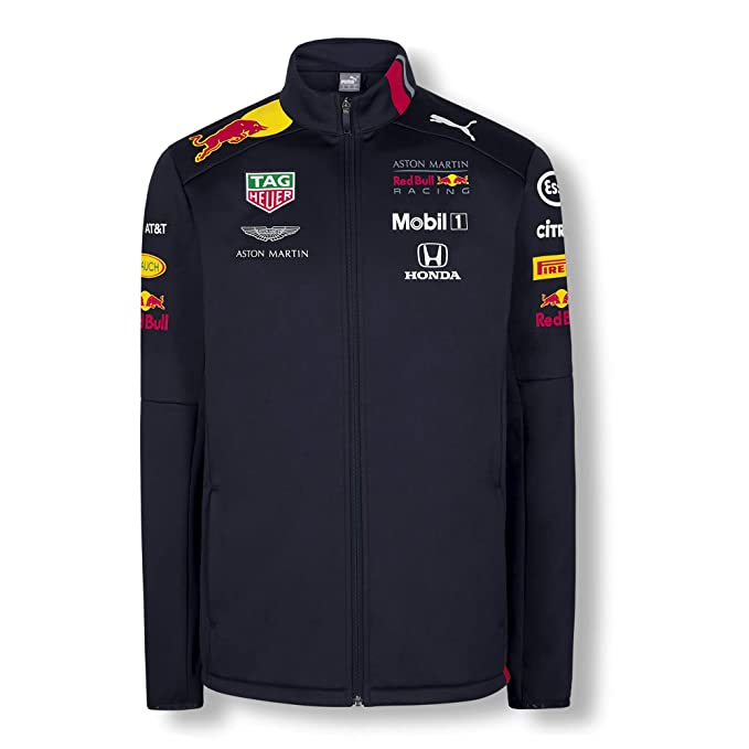 Red Bull Racing Aston Martin Team Softshelljacke 2019, L