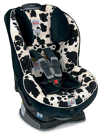 Britax Pavilion G4 Convertible Car Seat Cowmooflage Prior Model