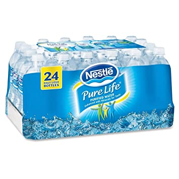 Image result for case of water