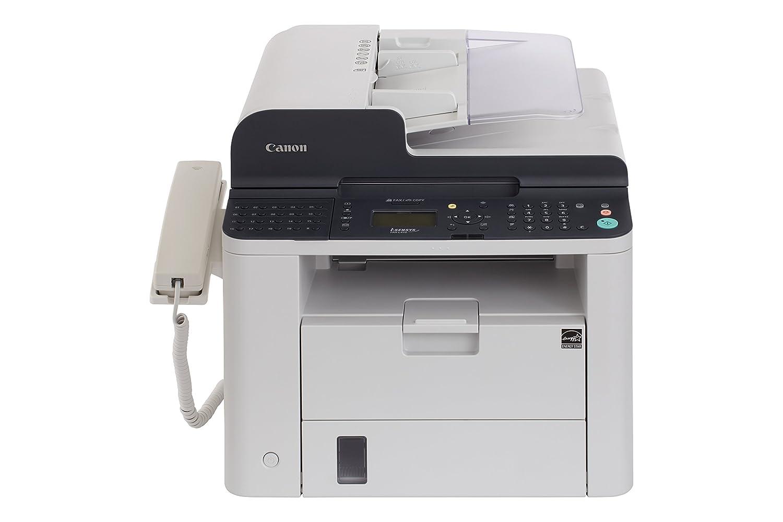 B//N 25 PPM, A4, 600x600 dpi, LCD, USB 2.0 Canon i-SENSYS FAX-L410 Fax l/áser