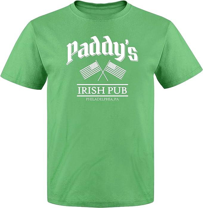 e8988fe1e Amazon.com: St Patricks Day Shirt Paddy's Irish Pub T Shirt, Classic ...