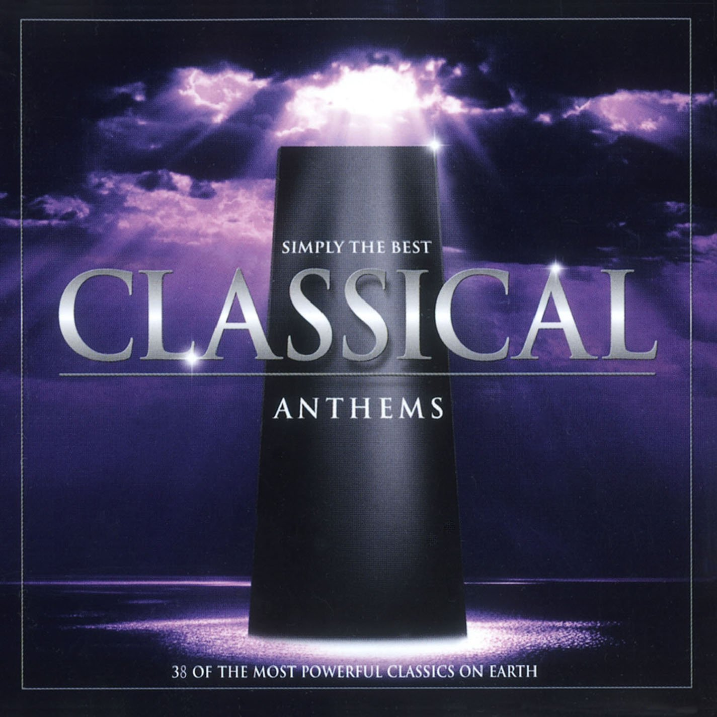 CD : SIMPLY THE BEST CLASSICAL ANTHEMS - Simply The Best Classical Anthems (CD)