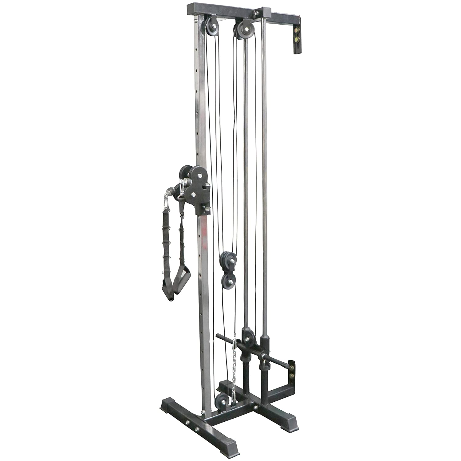 Titan Fitness Wall Mounted Pulley Tower | Tall | V2
