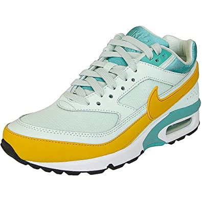 Nike 821956-300, Chaussures de Trail Femme, Vert (Barely Green/Gold Leaf/Washed Teal/White), 36.5 EU