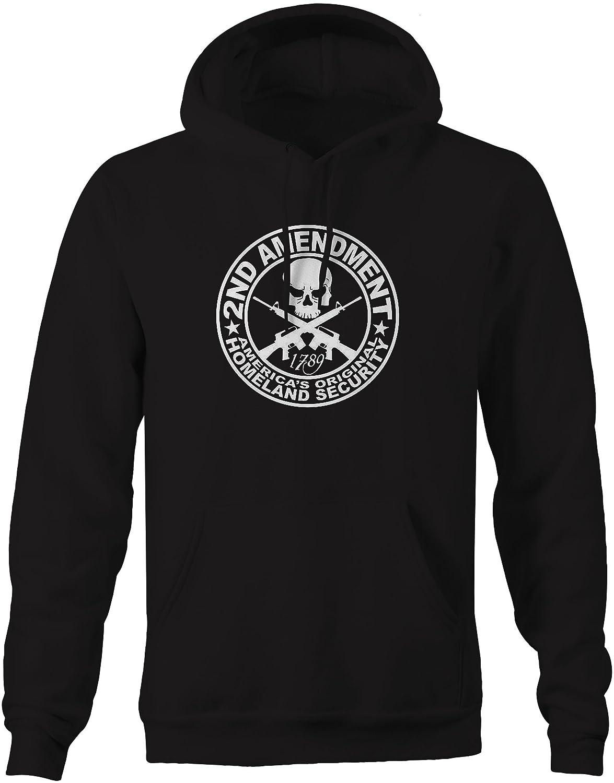 2nd Americas Original Homeland Security Hoodies for Men