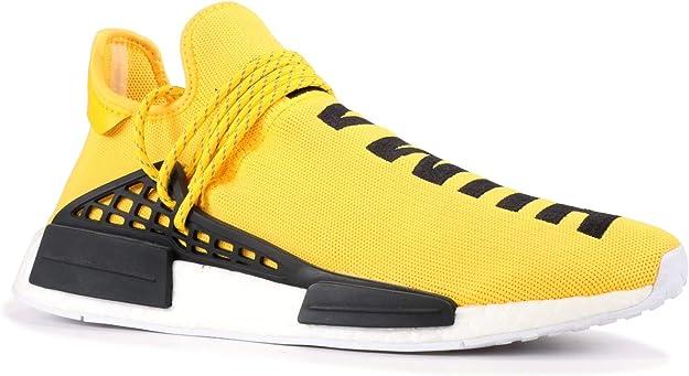 adidas NMD Pharrell Williams Human Race Yellow OG Yellow