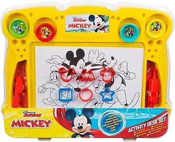 Sambro- Roadster - Juego de Mesa de Actividades, Color Disney Junior (DSM4-4155): Amazon.es: Juguetes y juegos
