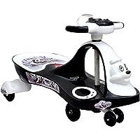 Sajani Black and White Panda Magic Car Ride on Toy (2-8 Years, 32kg)