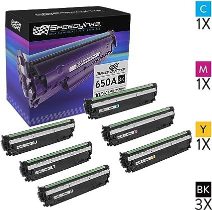 New 4PK DRUM KIT for HP LaserJet CP5525 M750XH M750DN Toner Cartridge