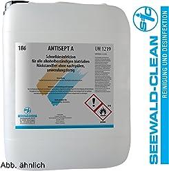 Antisept A, Flächendesinfektionsmittel - 5L