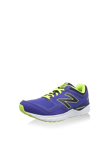 New Balance Zapatillas de running para hombre azul: Amazon.es: Zapatos y complementos
