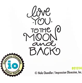 Impression Obsession Making A Difference Cling Rubber Stamp C13480