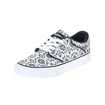 DC Shoes Mickey Taylor Vulc Chaussure Femme Blanc Taille