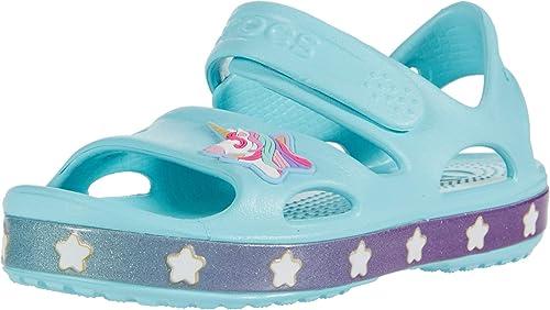 Ice Blue Outdoor Sandals-12