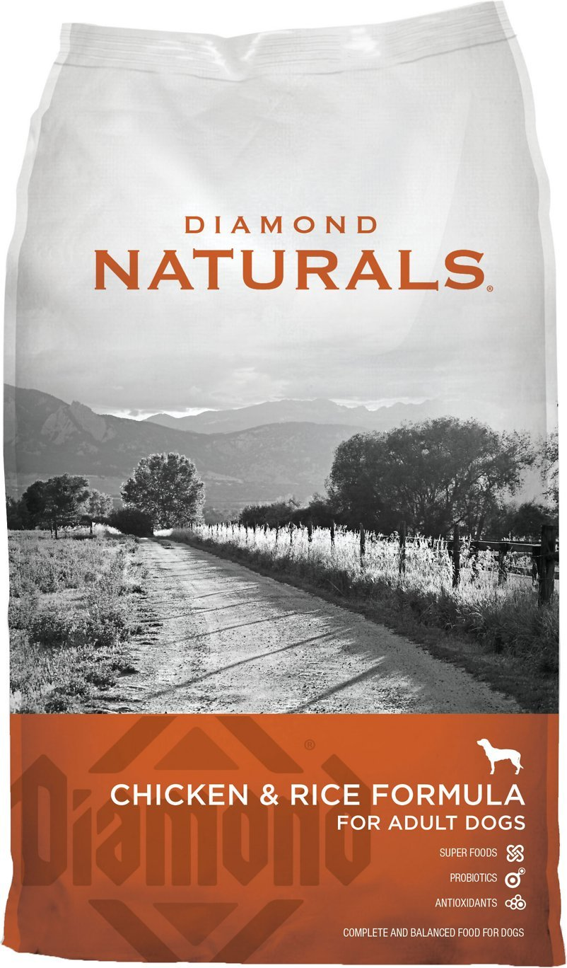Diamond Naturals Dry Food For Adult Dogs