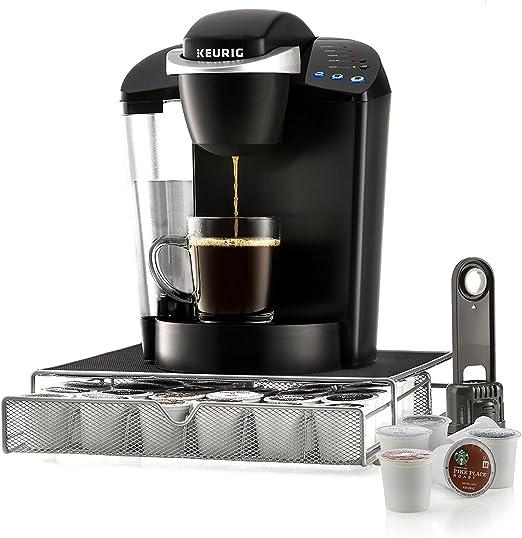 Keurig K-Cup de cápsula cajón para cápsulas de cafetera eléctrica ...