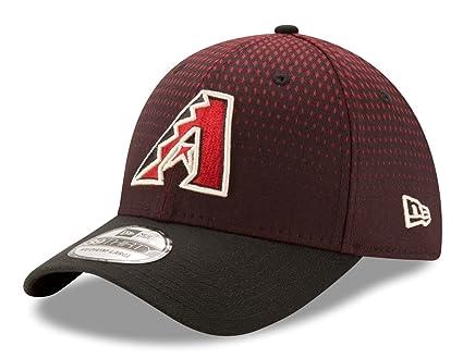 New Era Arizona Diamondbacks MLB Game 2017 Team Classic 39THIRTY Cap Blue  Size Small Medium c12ed49a9cb