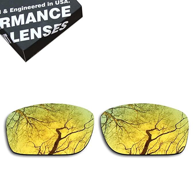 e81f1c24d63 Image Unavailable. Image not available for. Color  ToughAsNails Polarized  Lens Replacement for Oakley Mainlink OO9264 Sunglass - More Options