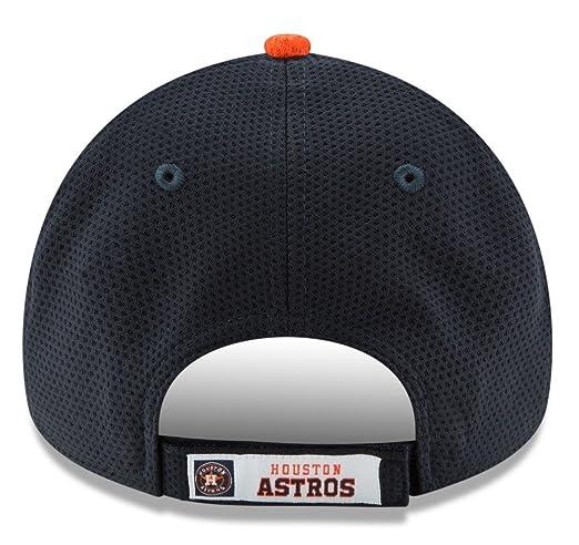 Amazon.com   Houston Astros New Era Speed 9FORTY Adjustable Hat - Navy    Sports   Outdoors 68618509de73