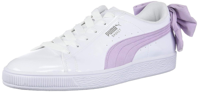 quality design cad8f 85132 PUMA Women's Basket Bow Sneaker
