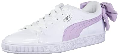 Basket Puma Pour Suede Bow Chaussure FemmeChaussures Et 2EHDW9IY