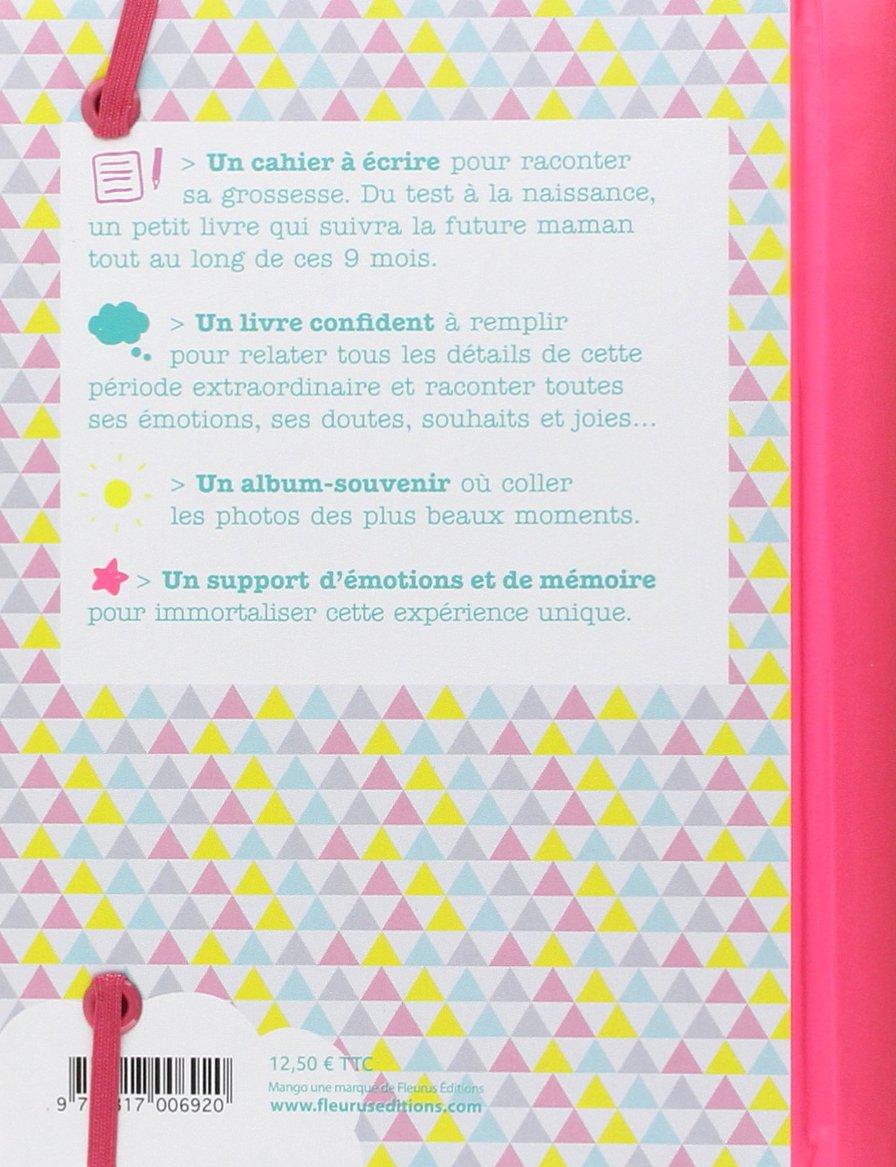 Extrêmement Amazon.fr - Journal intime de ma grossesse - Sandrine Dury - Livres WY44